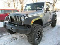 2016 Jeep WRANGLER UNLIMITED WILLYS PRO COMP LIFTED RALLYE CUSTO