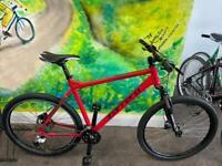 Carerra kraken 27.5 bike