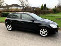 2009 Kia Ceed 1.6 AUTOMATIC 1 FORMER KEEPER ONLY 37000 MILES FULL KIA HISTORY!