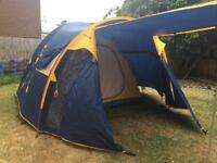 4 Man Peakland Peveril Tent