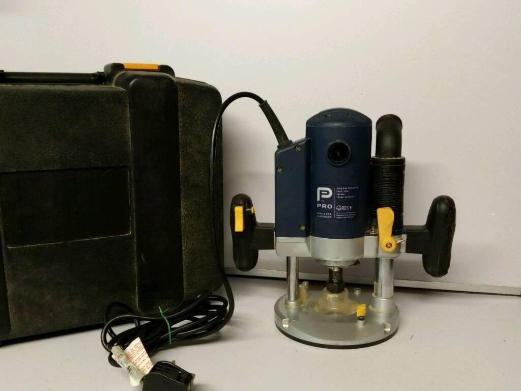 pro router 2050 watts in bradford west yorkshire gumtree