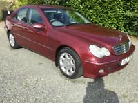 Mercedes c220cdi dci automatic mot full year full service records 165000 miles cookstown