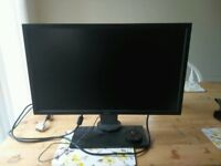 "BenQ xl2430t 24"" 144hz gaming monitor"