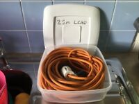 LONG ELECTRIC CABLE