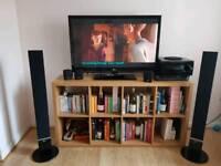 LG plasma TV 42' 42PJ350 & DVD receiver HT303PD