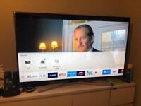 Samsung 4K hdr 55inch for sale