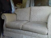High Quality 2 Seater Sofa and Chair Very Good clean Condition FREE delivery