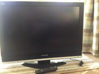 Panasonic TV model TX-32LXD70