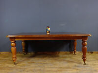Victorian Style Dining Table