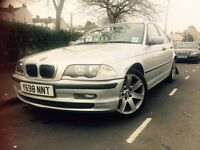 BMW 3 SERIES 316i SE 4dr start and drive very well any test more than welcome