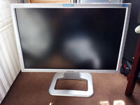 "Samsung 24"" video/pc analogue/digital monitor"