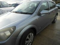 VAUXHALL Astra LIFE Twinport 5 Door Hatchback, 1.6 Petrol, 88,000 miles,