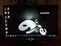 ACER E-MACHINE MODEL: EL1850 DESKTOP COMPUTER SYSTEM-COMPLETE