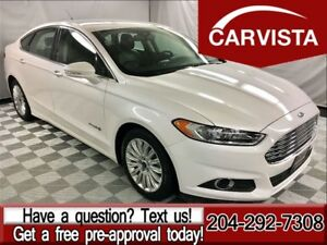 2015 Ford Fusion SE HYRBID  - NO ACCIDENTS/BLUETOOTH-