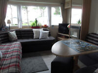 Different 3 bedroom/6 berth Caravan, Seton Sands £590 per week in July/Aug, £380 per week Sept/Oct