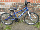 Apollo Switch Kids Bike 20in Blue