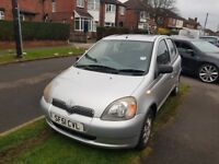 Toyota Yaris FOR SALE!