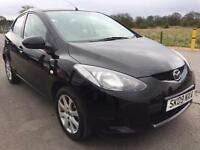 SALE! Bargain Mazda 2, full years MOT cheap tax and insurance