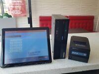 Full Epos Till System For Restaurants, Takeaways, Bars & Pubs , Online Ordering Website