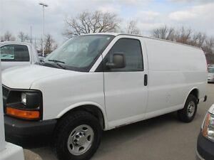 2010 Chevrolet Express 2500 Standard