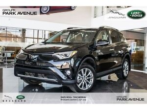 2016 Toyota RAV4 Limited *CUIR*TOIT OUVRANT