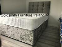 💎💎BRAND NEW FACTORY SEALED DIVAN BEDS 💎💎