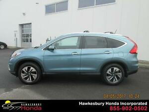 Honda CR-V Touring 2015 extension de garantie