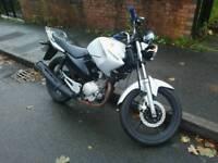 2010 Yamaha YBR 125 Bike 125cc Low Mileage Learner Road Motorcycle Motorbike like Honda CBF Suzuki
