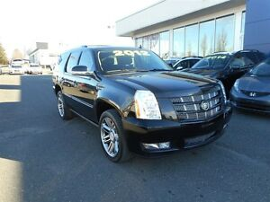 2012 Cadillac Escalade Sport package