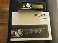 PURE Highway H260DBi In-Car Stereo