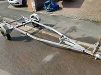 Snipe Combi Trailer Road Base - Sailing Dinghies up to 14ft
