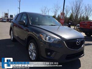 2014 Mazda CX-5 GT **AWD, CUIR, TOIT, SIEGES CHAUFFANT**