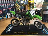 Kawasaki kx 85cc 2010 excellent condition for year