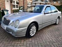 Mercedes e200 automatic 2001/51