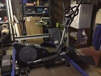 POWERTECH Cross Trainer Programmable - (as new) FOR THE PROFESSIONAL & LEARNER