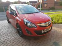 2012 Vauxhall Corsa 1.3 diesel Special edition low mileage 43k