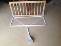 Unused Childs Bed Guard