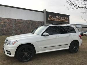 2012 Mercedes-Benz GLK-Class 350 4MATIC.NAVIGATION.BLUETOOTH.PAN