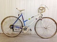 Raleigh Road bike,, In excellent Used condition..responsive breaks.. sealed BB