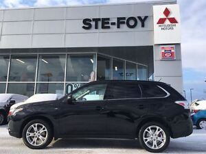 2014 Mitsubishi Outlander GT S-AWC  Cuir, Toit 7 places