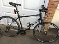 CANNONDALE Quick 4 Men's Large Road Bike Hybrid Commuter