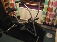 V-Fit Exercise Bike/Cross Trainer