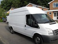 WE DO HOUSE FLAT OFFICE OR GARDEN CLEARENCES SMALL MOVES TIP RUNS MAN OR MEN WITH A VAN SERVICE