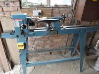 Axminster APTC M900 Wood turning lathe