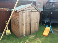 Shed!