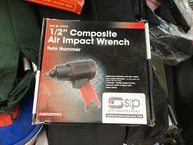 Air impact wrench sip composite air wrench