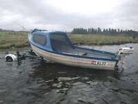 Fishing Boat With All Equipment