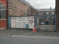 Permits available in Sheffield near Kelham Island/ the Moor/ & City Centre, monthly permit