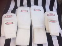 Protection pads for martial arts