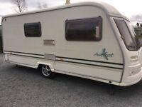 Avondale Avocet 2 berth. For Sale. £3250.00